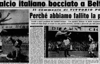 Italia eliminata