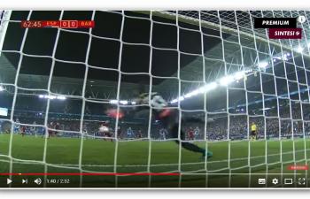 Il Barcellona si ferma nel derby