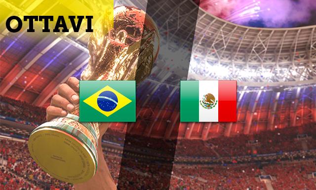 Pronostico Brasile-Messico e Belgio-Giappone