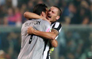 La Juventus si prepara agli addii