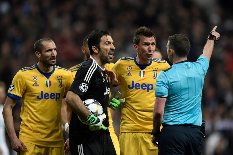 Buffon ha dato di matto
