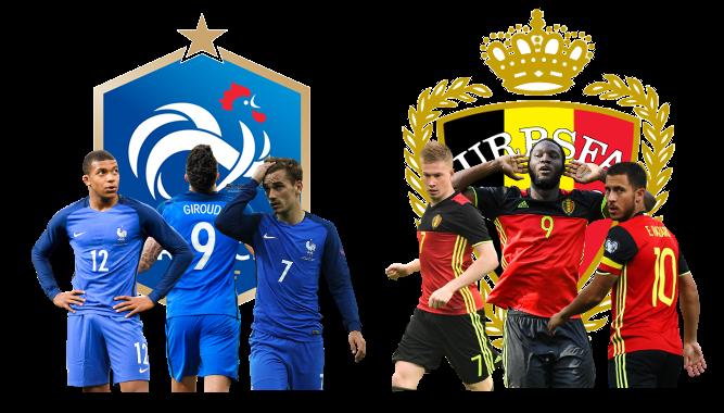 Pronostico Francia-Belgio