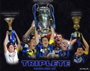 L'Inter del triplete