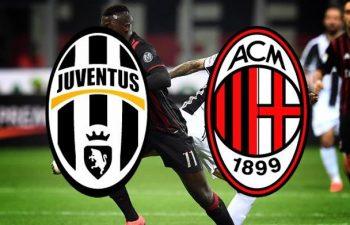 Juventus-Milan probabili formazioni e pronostico