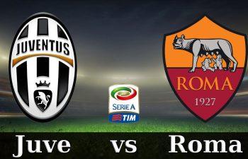 Juventus-Roma: formazioni e statistiche