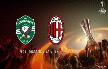 Formazioni, diretta TV e pronostico Ludogorets-Milan