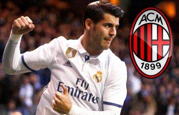 Morata al Milan: trovato l'accordo!