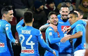 Niente recupero contro il Napoli!