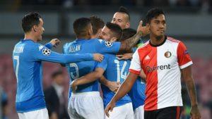 Pronostico Feyenoord-Napoli