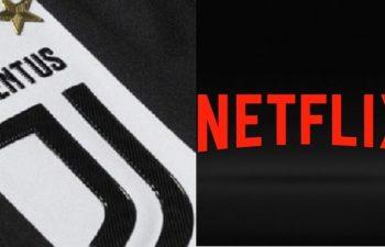 La Juventus sbarca su Netflix