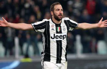 Juventus e monaco ancora nel segno di Higuain?