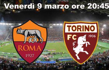 Roma-Torino: formazioni, diretta TV e streaming