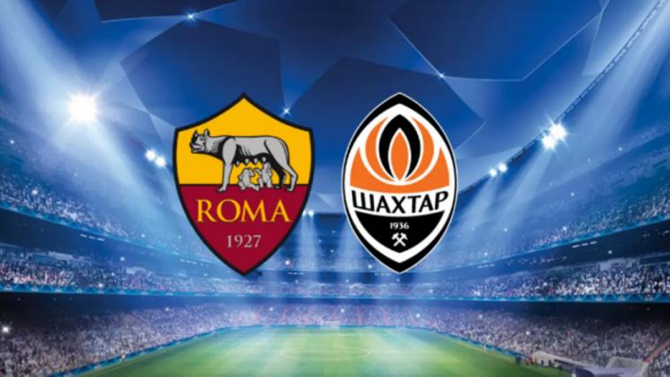 Roma-Shakhtar formazioni, diretta TV e pronostico
