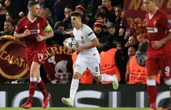 Pronostico roma-Liverpool
