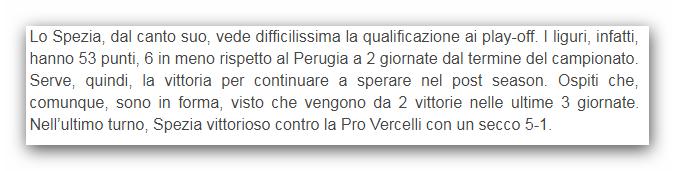 Avellino-Spezia