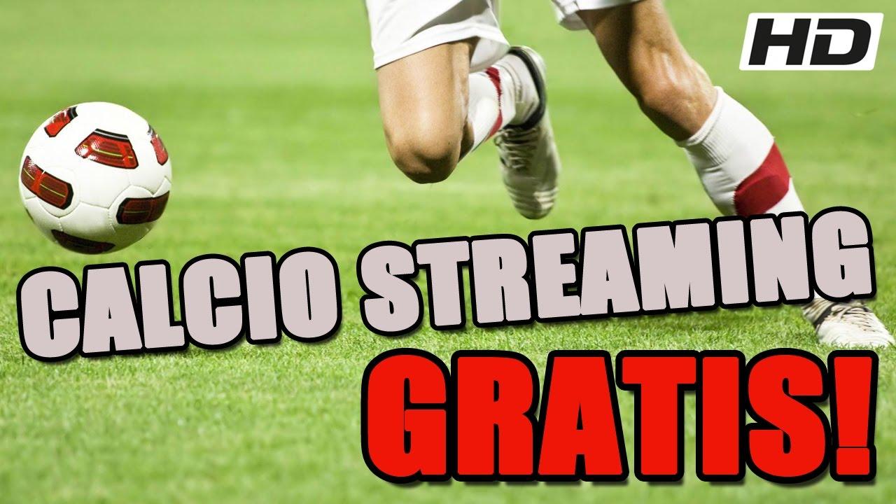 Come vedere tutto il calcio in streaming gratis e in modo legale
