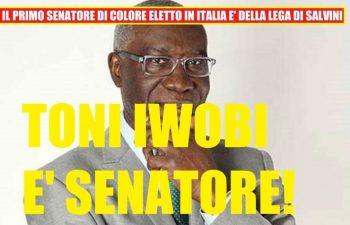 Balotelli usa l'ironia controToni Iwobi